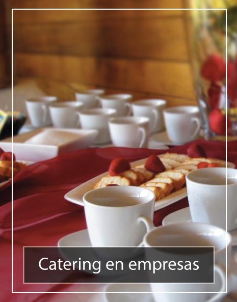 Servicio de catering a empresas